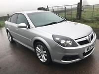 2008 Vauxhall Vectra Sri 1.9 diesel Automatic / may part exchange