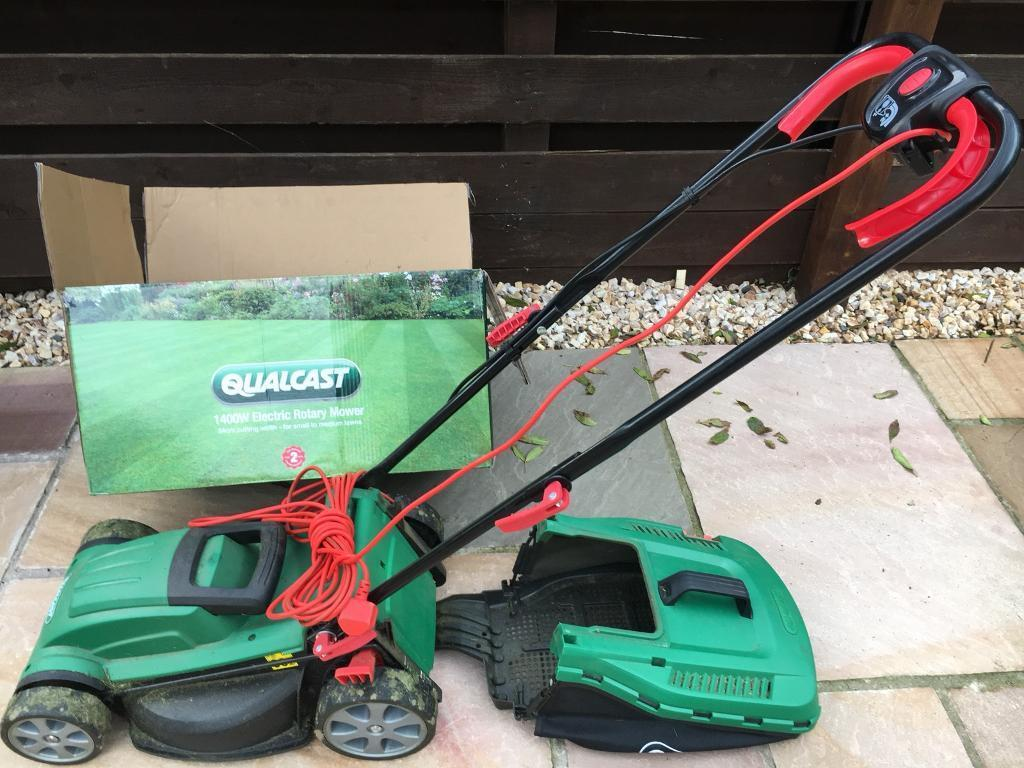 Electric 1400 rotary lawn mower