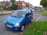 Suzuki Wagon R+ excellent condition 61000 genuine miles