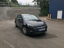 2013 VAUXHALL ASTRA 1.7 CDTI ECOFLEX EXCLUSIVE 1 OWNER FROM NEW FULL SERVICE HISTORY