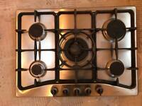 5 Burner Kitchen Gas Hubs Used