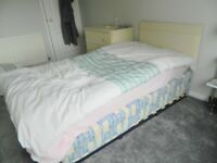 Single Bed For Sale with Head Board & Kozee Sleep Mattress.