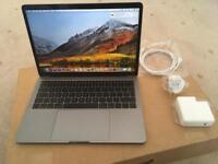 """Macbook Pro 2017 - 13.3"""" + Apple Warranty"""