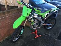 Kxf450 cc 2007 excellent condition ready to ride