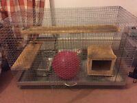 Chinchilla cage or Degu cage