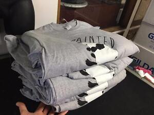 Wholesale Custom Printed T-shirts - 24 Shirt Minimum