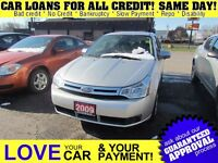 2009 Ford Focus SE * CHECK OUT OUR UNKDER 10K INVENTORY