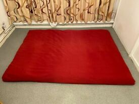 FUTON COMPANY Futon Plus Red FUTON COMPANY Cover. BARGAIN + I Can Deliver Also