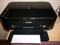 Canon PIXMA MG3150 ALL-IN-ONE Printer / Scanner + Wi-Fi
