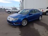 2011 Ford Fusion V6- AWD-Leather and more!No pst!