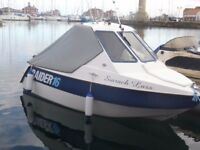 raider 16 wheelhouse fast fishing boat