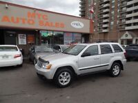 2008 Jeep Grand Cherokee Laredo - DIESEL - Leather, Sunroof, and