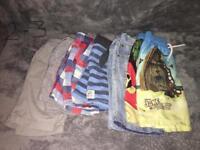 Bundle of shorts 2-3 years.