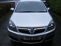 Vectra Diesel SRI SAT-NAV, long MOT