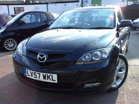 Mazda 3 2.0 Sport 5dr [6] (black) 2008