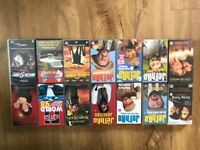 Selection of VHS Tapes for sale