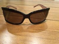 Givenchy brown ladies sunglasses - new and genuine