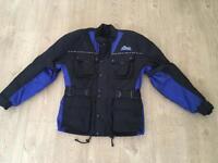 Motorbike jacket, Full Armour. Excellent Condition. Medium. Rst Alpinestars Style