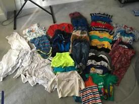 18-24 months boys large clothes bundle