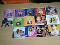 17 Polish and International movies on DVD with Polish subtitles and readers.