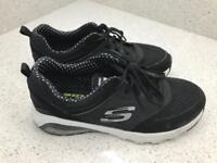 Skechers Skech-Air women's size 5 black trainers