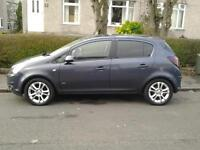 09 Reg VAUXHALL CORSA 1.4 SXi 5 dr new Tyres long MOT With Air/Con