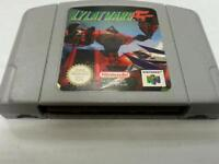 Lylat Wars Game for Nintendo 64.