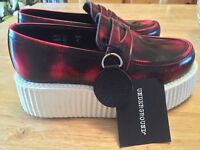 Brand new, never worn size 4 original TUK creeper