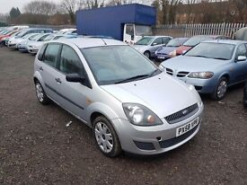 Ford Fiesta 1.25 Style Climate 5dr, LONG MOT, FULL VOSA HISTORY,HPI CLEAR, GOOD CONDITION