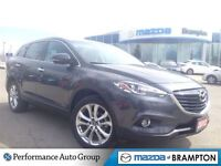 2013 Mazda CX-9 GT, 7 year/140,000km Warranty