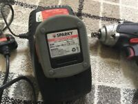 Sparky impact driver
