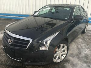 2014 Cadillac ATS 2.0T *6-SPEED MANUAL*