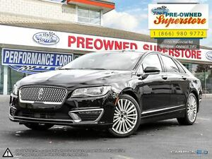 2017 Lincoln MKZ Reserve***tech pack *& pano roof***