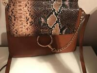 Chloe crossover bag