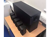 Bose Acoustimass 10 Series 2 Home Theater Speaker System 5.1 Surround Sound