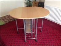 Multi purpose dining table
