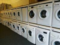 washing machine, dryers, cookers, fridge freezers, fridge, freezer, dishwasher.