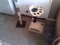 Cat Scratch Post / Cat Play Centre For Sale