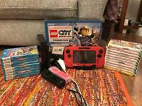 Wii U bundle and games (prices listed below)