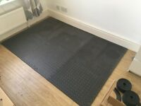 8 x Interlocking Floor Guards