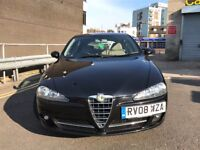 Alfa Romeo 147 2008, Collezione Limited Edition - 1.9 JTDM (Turbo Diesel). Great Alfa & value ONO!