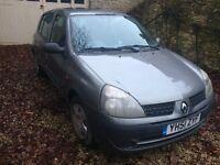 2001 Renault Clio - Spares and Repairs!
