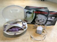 Marie Claire Salon Manicure & Pedicure Set