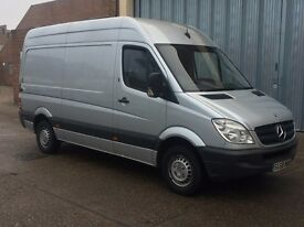 2009 Mercedes Sprinter 315 cdi MWB FSH 160hp NO VAT