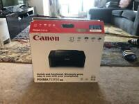 Canon Pixma TS3150 printer with INKs