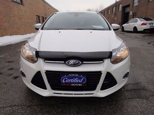 2012 Ford Focus Titanium,all service ,mint condition,navi,back c