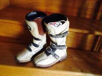 Motocross boots Size 2