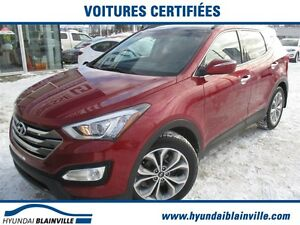 2015 Hyundai Santa Fe Sport 2.0T TURBO LIMITED, AWD(4X4), NAVI,