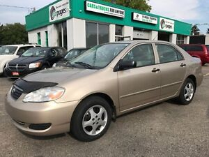 2008 Toyota Corolla Remote Start l Low Kms l New Tires