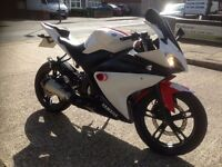 Yamaha R125 very clean ready to ride away